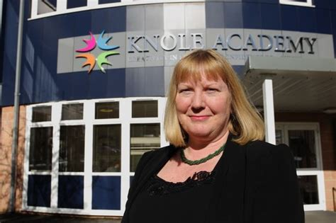 Knole Academy is 'delighted' with its latest Ofsted report