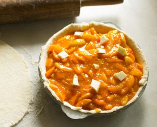 Old Fashioned Apricot Pie - east of eden cooking