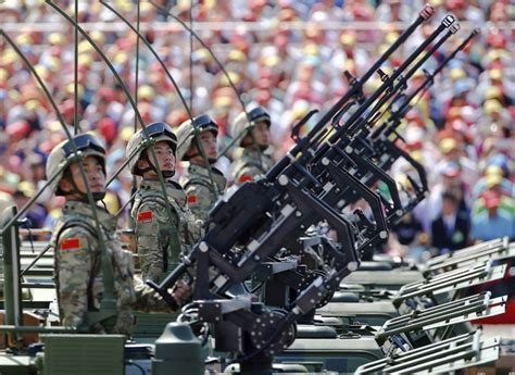 Chinese Army moves huge military hardware to Tibet after