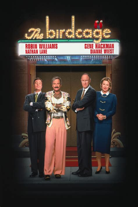 The Birdcage now available On Demand!