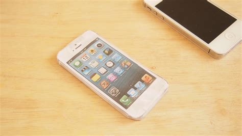 How to Make a Paper iPhone: 13 Steps (with Pictures) - wikiHow