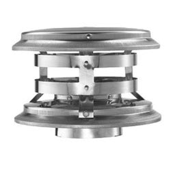 """DuraVent 4PVP-VC Stainless Steel 4"""" I"""