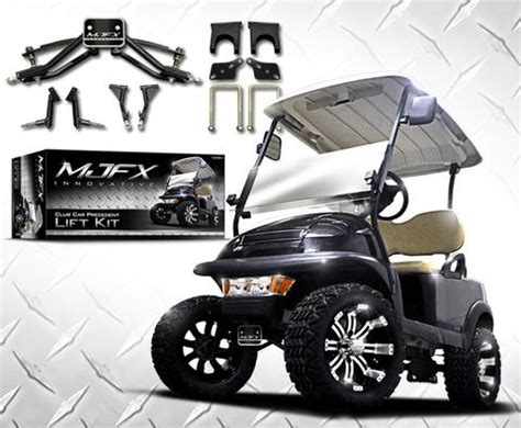 Best Golf Cart Lift Kits Reviews : Amazing Buying Guide