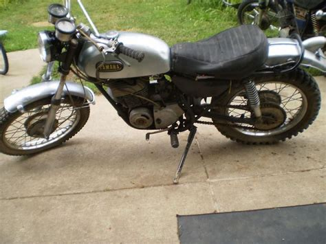 YAMAHA RT 1 360 ENDURO 1969 GREAT FOR PARTS OR for sale on