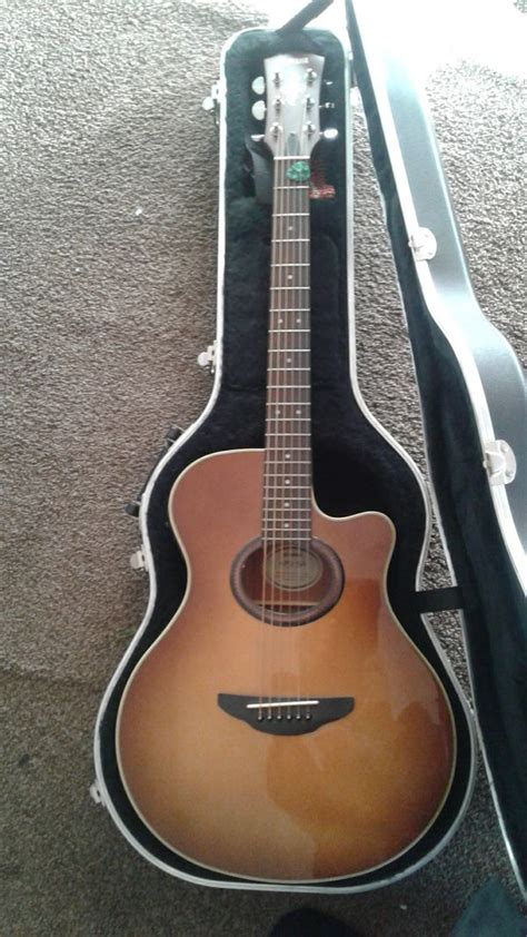 Yamaha Acoustic Electric Guitar Price - Music Instrument