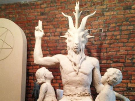 Satanists Use Hobby Lobby Decision to Play Devil's