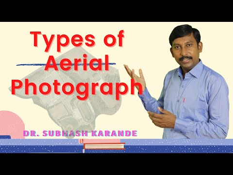 Introduction to aerial photography and photogrammetry
