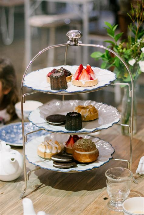 5 Places For A Tea Party In New York for Kids