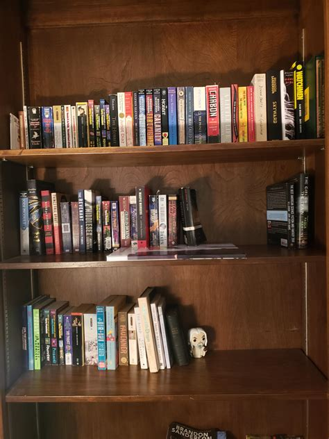 My family moved recently and most of my books went with