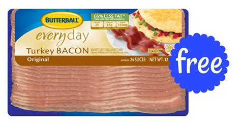 Butterball Coupon | Free Turkey Bacon :: Southern Savers