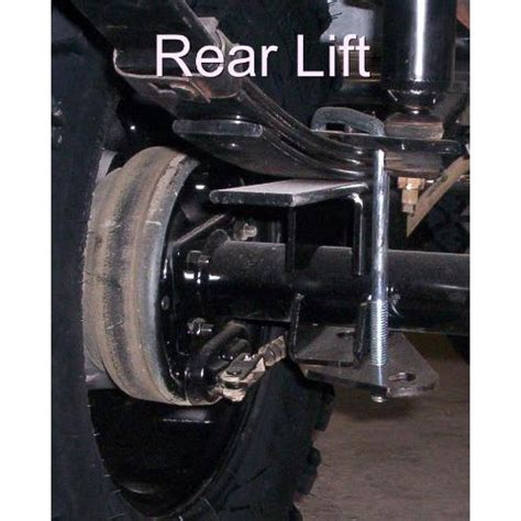 """Club Car DS 4"""" A-Arm Lift Kit '82-'96 - GAS - Everything Carts"""