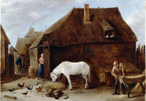 File:Teniers, David the younger - The Chaff-cutter