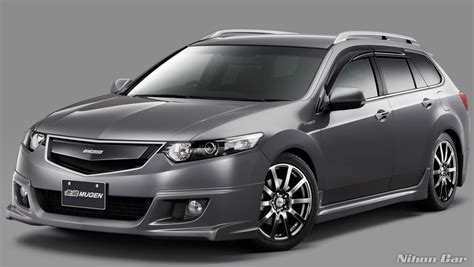 Mugen Front Grille Kit Acura TSX / Accord CU2 CW2 Wagon