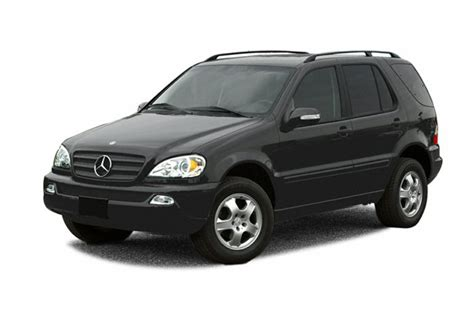2003 Mercedes-Benz ML350 Specs, Safety Rating & MPG