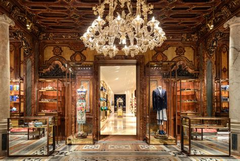 Dolce & Gabbana's Venice boutique is a historical