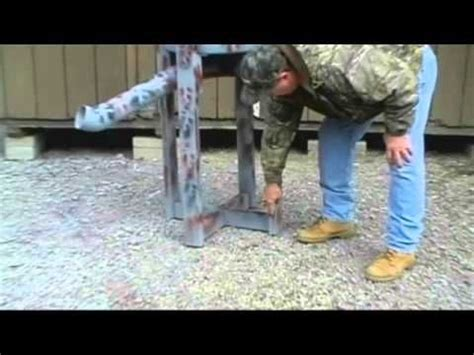 Build Your Own Deer Feeder For $20 - YouTube   Gravity