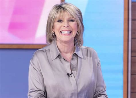 This Morning's Ruth Langsford Reveals Sloppy Beauty Bag To