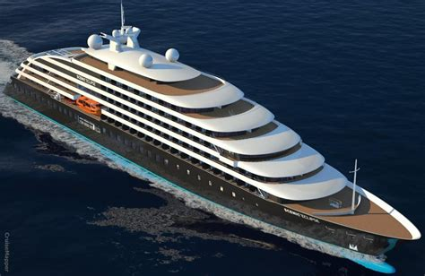 Scenic Cruises - Ships and Itineraries 2021, 2022, 2023