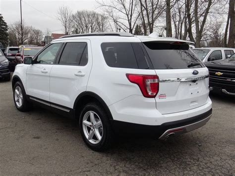 2016 Used Ford Explorer XLT at Direct AutoMall