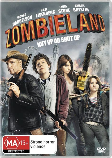 Zombieland | DVD | In-Stock - Buy Now | at Mighty Ape NZ