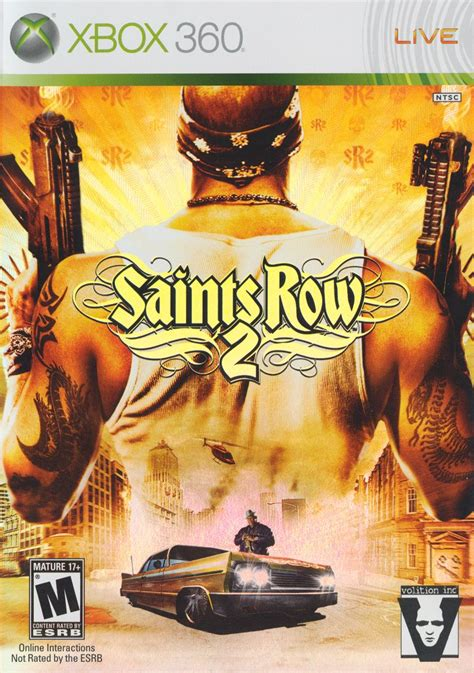 Saints Row 2 for Linux (2016) - MobyGames