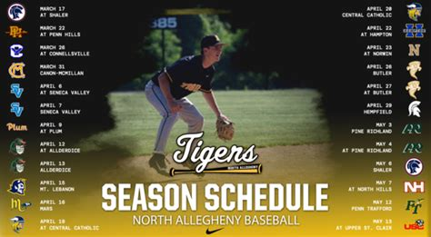 North Allegheny Tiger Baseball Home Page