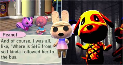 Animal Crossing: The 15 Creepiest Villager Quotes Ever, Ranked
