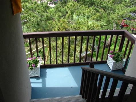 Part of stairs - Picture of Islander Motel, Nags Head