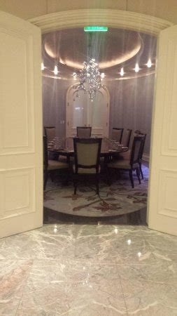 Private dining room near EnoSteak - Picture of The Ritz
