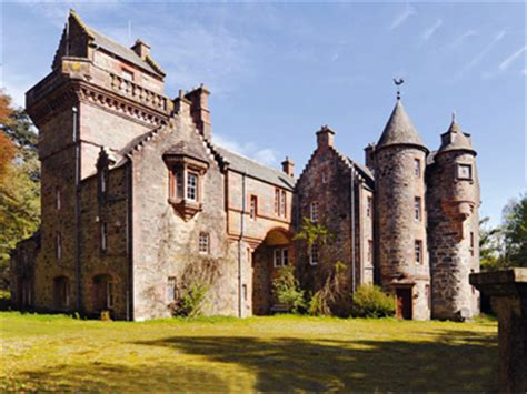 Romantic castle in Scotland for sale - Country Life