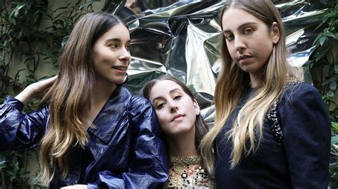 How the Haim sisters developed their personal style