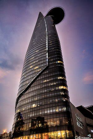 Bitexco Financial Tower - a 68-Storey, 262