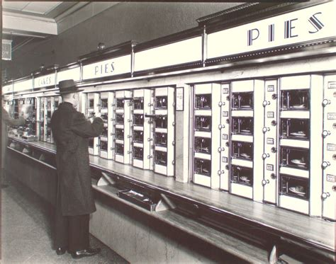 Counter Culture: A History of Automats, Lunchonettes and