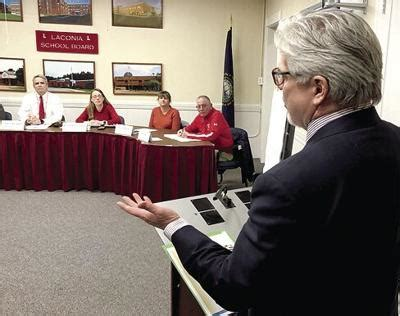 Hosmer: Living in Gilford is only temporary | Local News