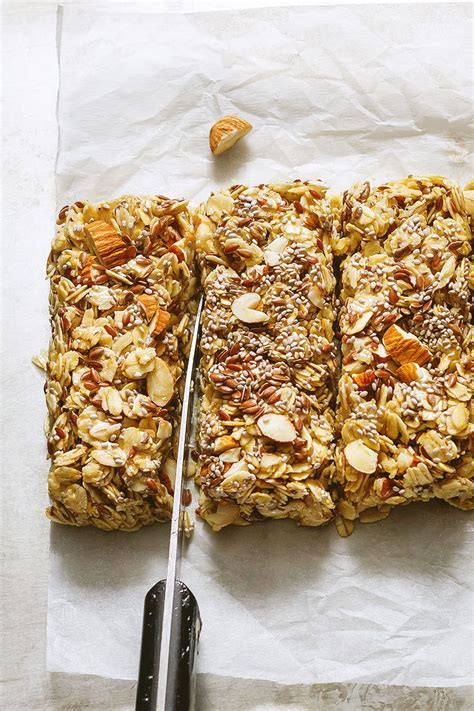 22 Healthy Homemade Granola Bars You Need to Survive Your