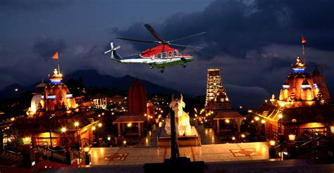 Chardham Yatra By Helicopter - Target Tours