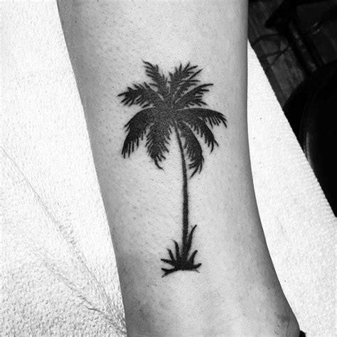 54 Remarkable Palm Tree Tattoo Designs With Meanings