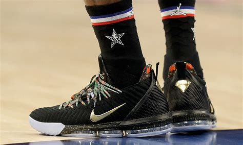 See Which Sneakers the Biggest NBA Stars Wore on All-Star