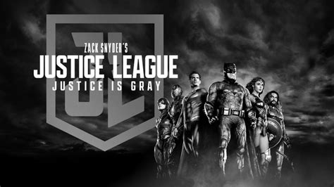 Zack Snyder's Justice League: Justice is Gray (2021) - HBO