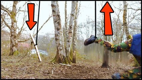 how to make a leg snare trap - YouTube