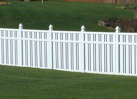 6' Vinyl Fencing Archives - S&W Fence Inc