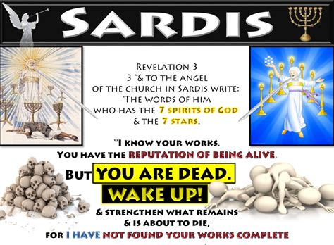 Sardis - Study Guide & Scriptural Cross Reference - 7