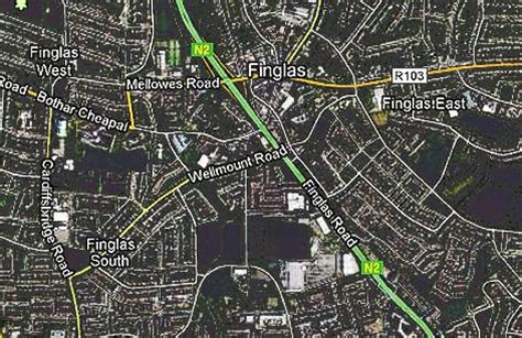 How the Celtic Tiger stepped over Finglas | Magill